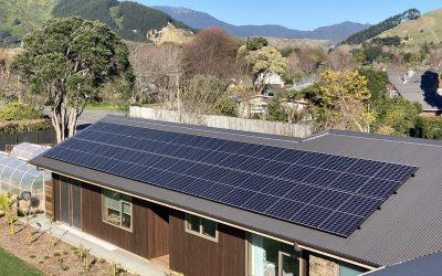 Largest solar installation on Kāpiti Coast goes live